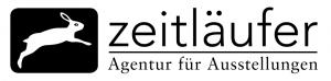Zeitläufer Logo s/w