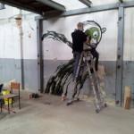 Impressionen von der IBUg 2012 im Alten Schlachthof in Glauchau
